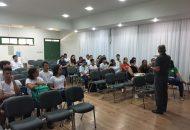 Reunião da Reitoria Itinerante do Ifes no Campus de Alegre