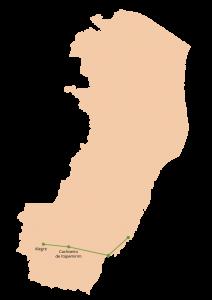 A Rota 2 da Reitoria Itinerante do Ifes inclui os campi de Alegre, Cachoeiro de Itapemirim, Piúma e Guarapari.