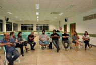 Reunião da Reitoria Itinerante no Campus Guarapari