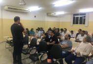 Reunião da Reitoria Itinerante do Ifes no Campus Colatina