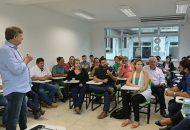 Reunião da Reitoria Itinerante no Campus Itapina