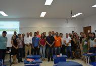 Equipe da Reitoria Itinerante do Ifes visita o Campus São Mateus